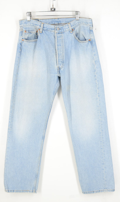 "Lee Light Wash High Waisted Tapered Jeans. 30"" Waist"