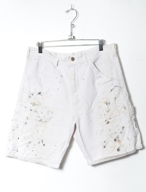 Stan Ray Made in USA Painters Shorts 32""