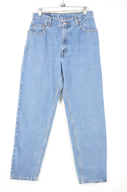 """Levis 550 Relaxed Tapered Fit Medium Wash Denim 29""""x29"""""""