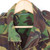 English Military Camouflage Heavy Field Jacket  | Men's Medium