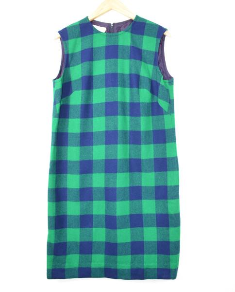 Pendleton Virgin Wool Shift Dress