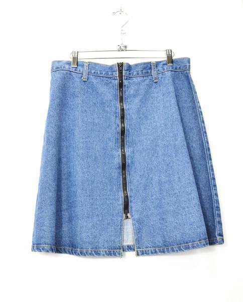 """Fashion Plate Denim Rave Skirt-32"""""""