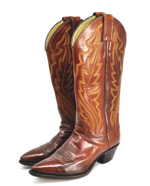 Justin Made in USA Cowboy Boots