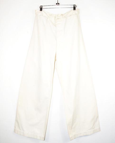 US Navy Wide Leg Trousers