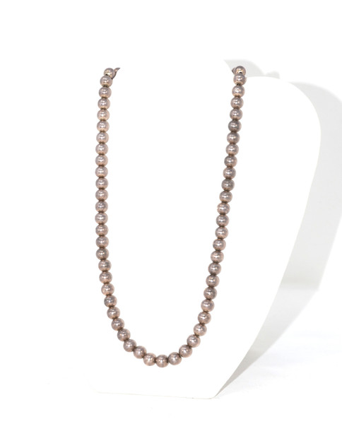 Sterling Ball Link Chain