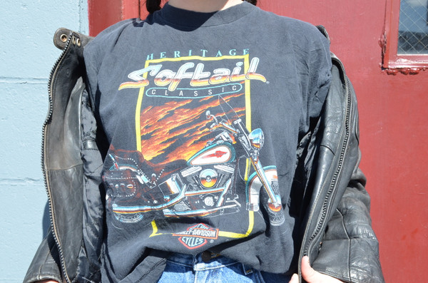 1991 Harley Davidson Tee