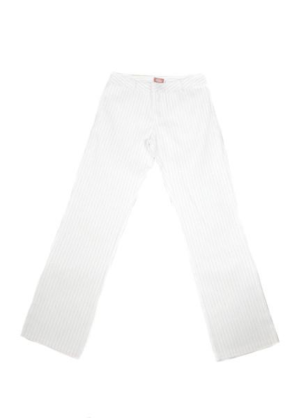 White Pinstripe Deadstock Dickies