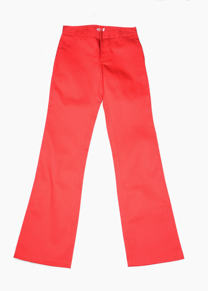 Red Deadstock Dickies