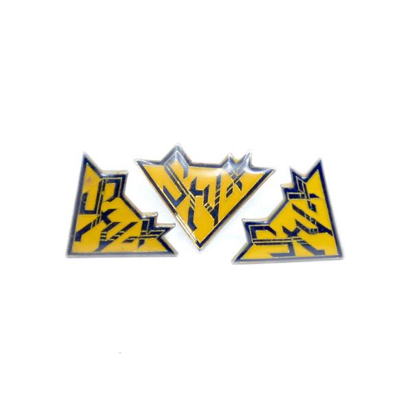 STYX Tri Logo Pin