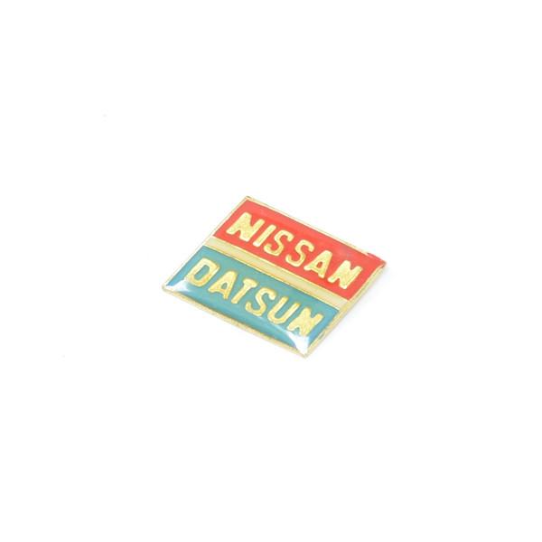 Nissan Datsun Logo Pin