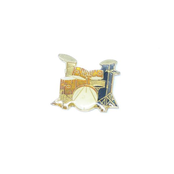 Classic Drum Set Pin