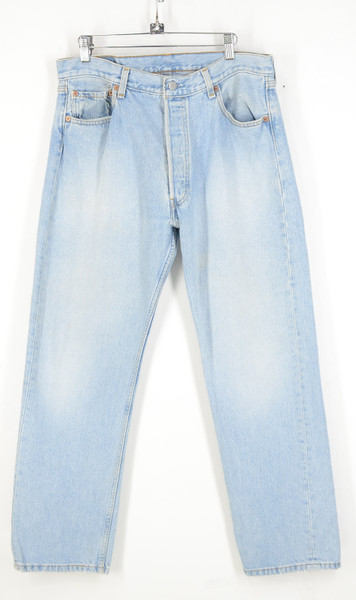"""Lee Light Wash High Waisted Tapered Jeans. 30"""" Waist"""