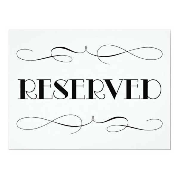 $115 Reserved Listing