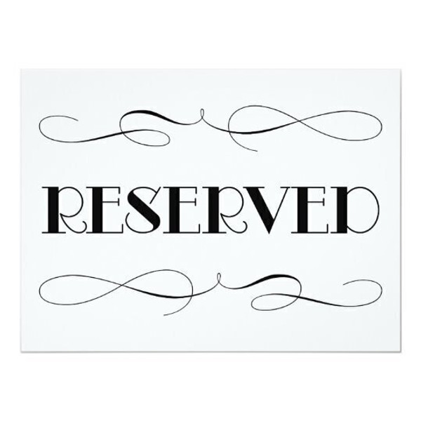 $120 Reserved Listing