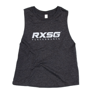 Woman's RXSG Performance Crop Front