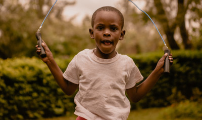 Rx Jump Ropes for Small Steps For Compassion and their Tanzania Orphanage