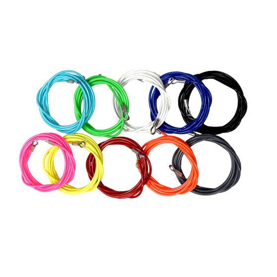 Standard Replacement Cables for Gym Package- 10 cables