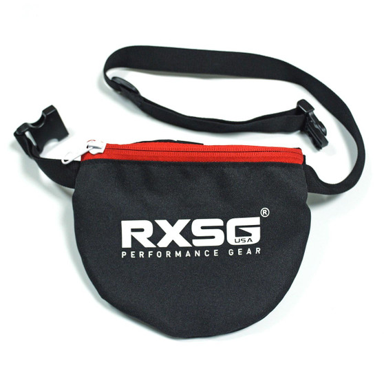 RXSG Zippered (2) Pocket Fanny Pack