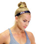 "Sweaty Bands are perfect for those grueling workouts and your busy lifestyle. One size fits most ages 7 & up; approximately 20"" in circumference Color may vary from image shown"