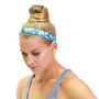 """Sweaty Bands are perfect for those grueling workouts and your busy lifestyle. One size fits most ages 7 & up; approximately 20"""" in circumference Color may vary from image shown"""