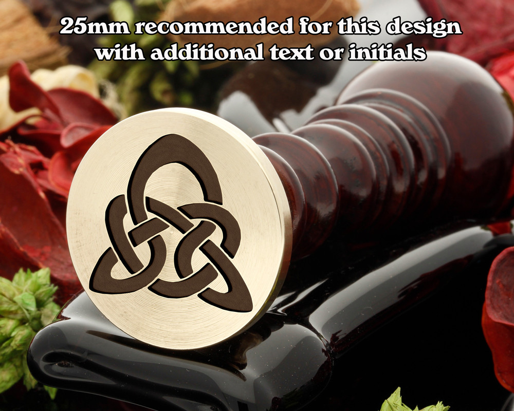Celtic D4 Wax Seal Stamp