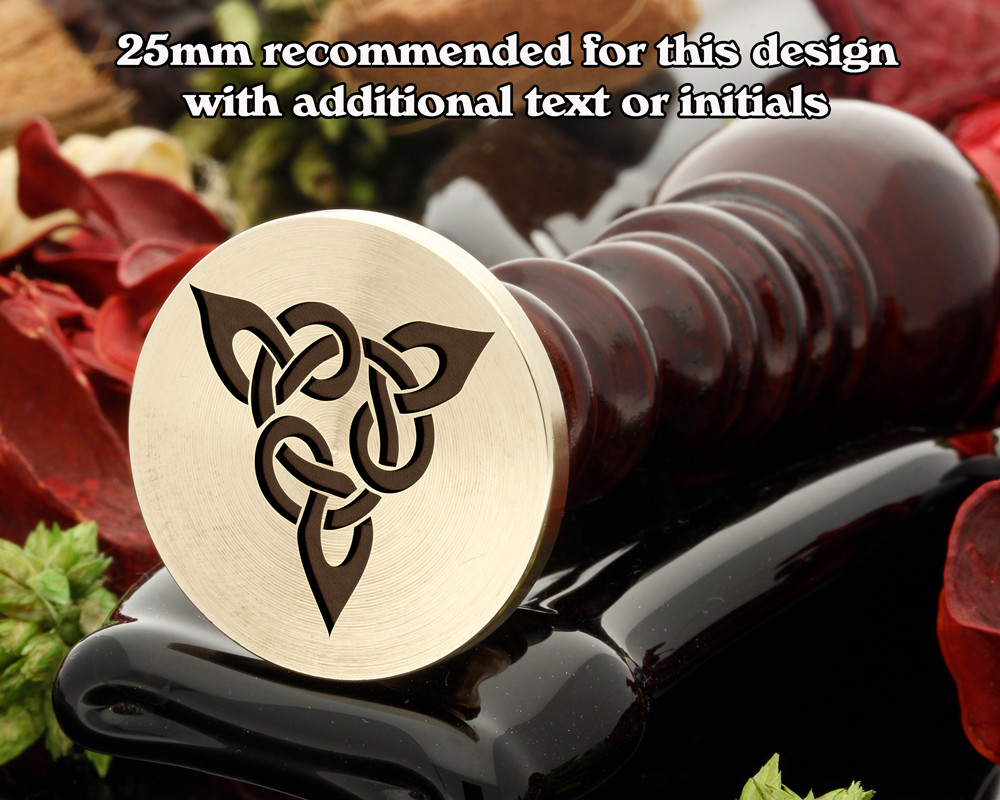 Celtic D8 Wax Seal