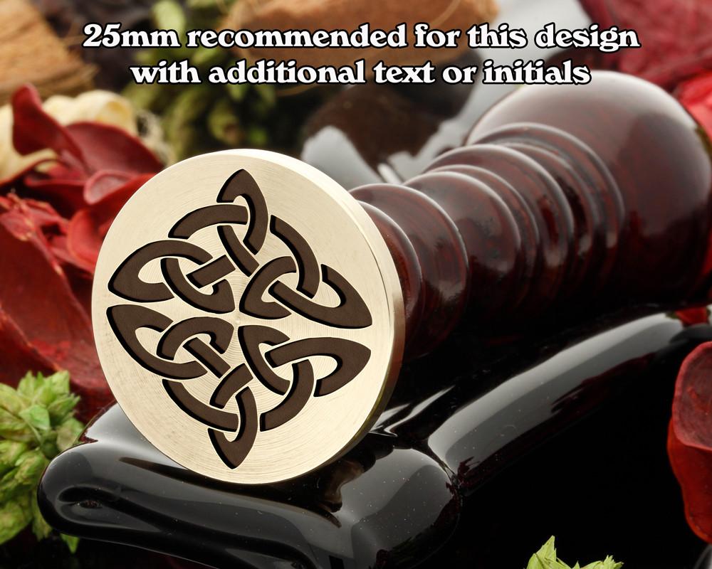 Celtic Wax Seal D9