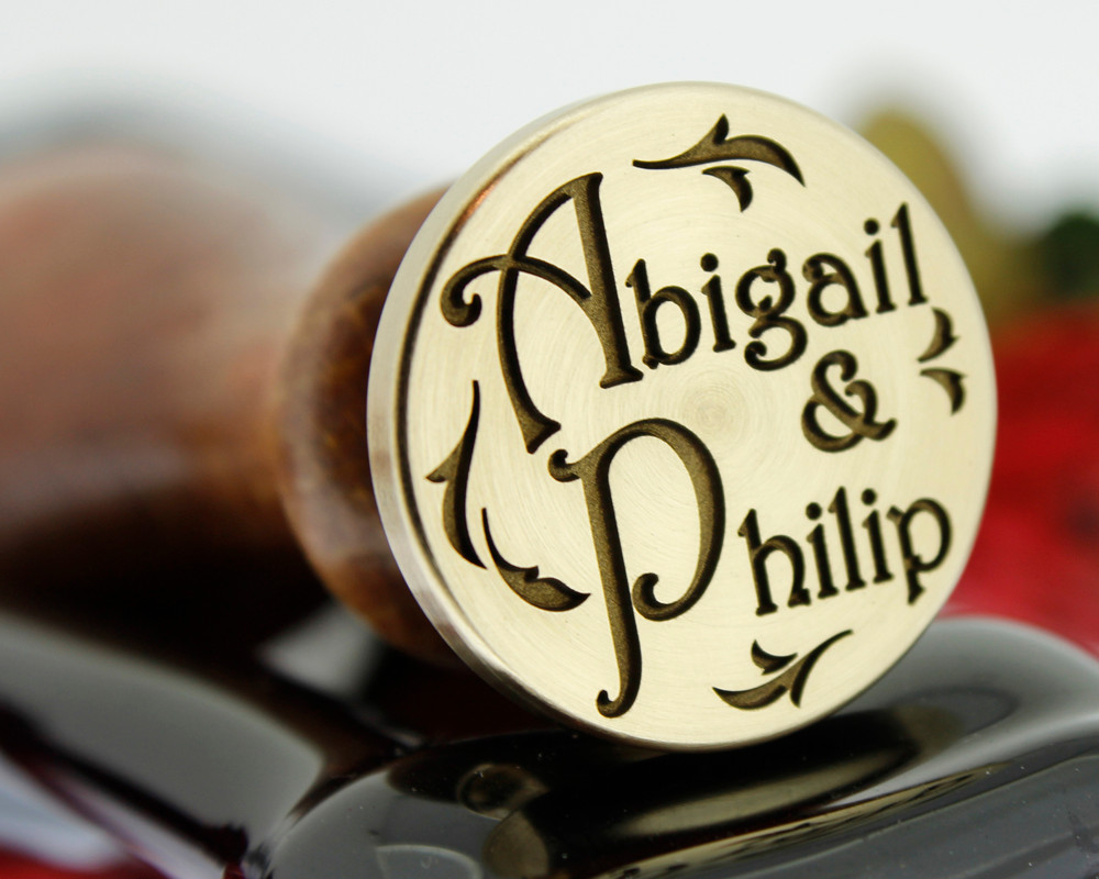 Example Abigail & Philip, photo reversed