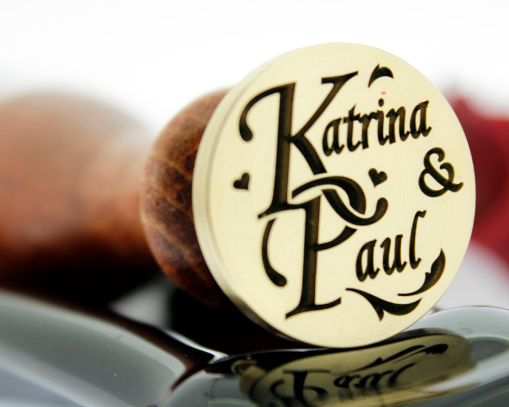 Example Katrina & Paul, photo reversed