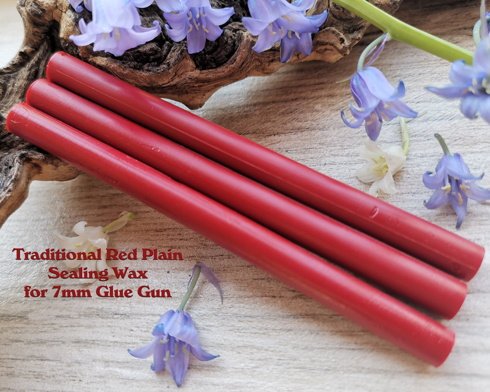 Glue Gun Sealing Wax Traditional Red price per stick