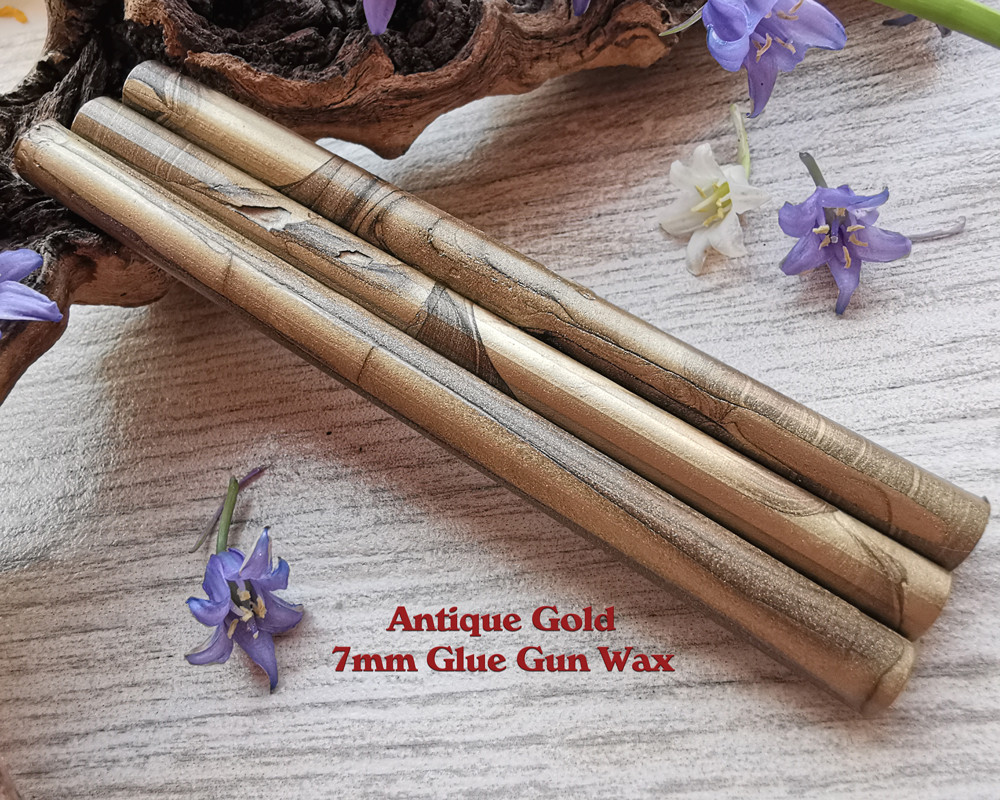 Antique Gold Sealing Wax price per stick