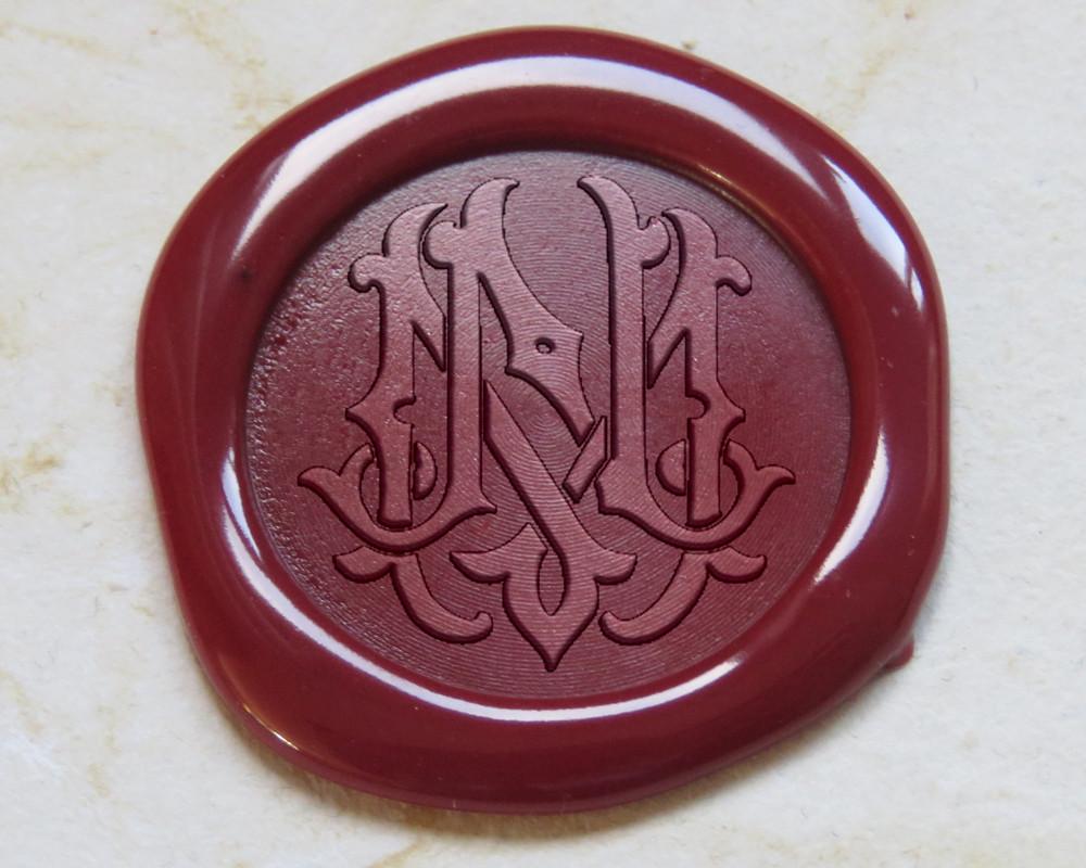 MN NM Wax Impression D1