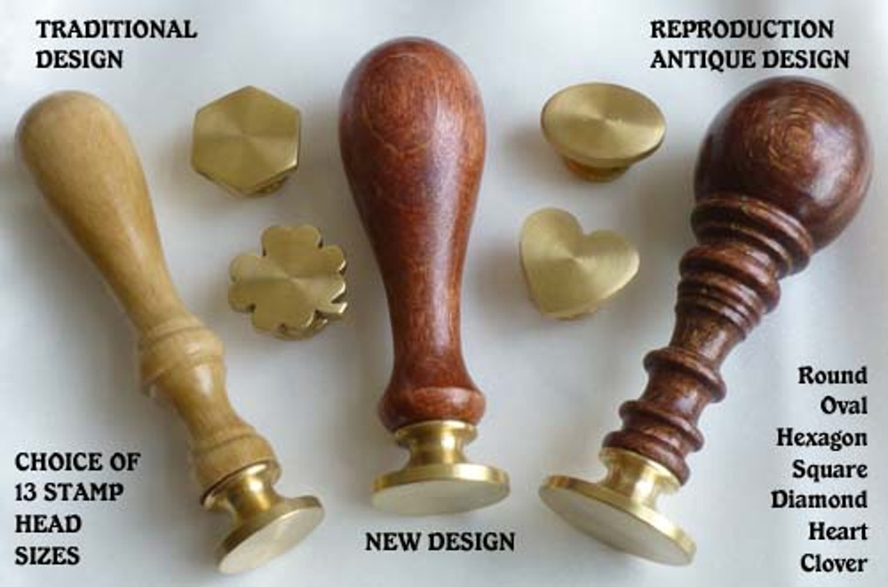 Handle choices, Traditional, New Design, Antique Design.