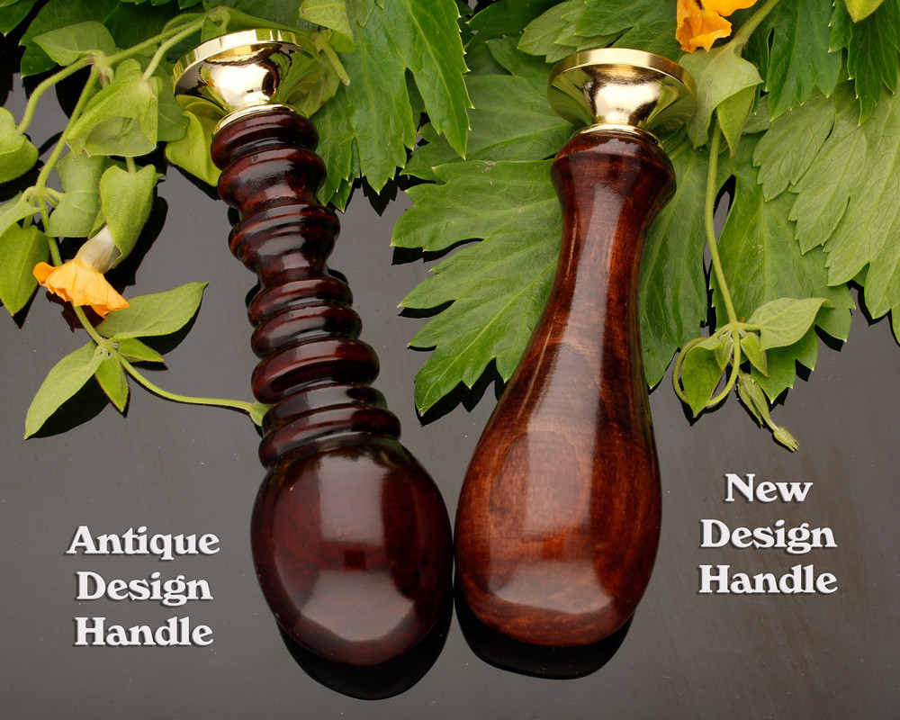 Antique and New Design Handles