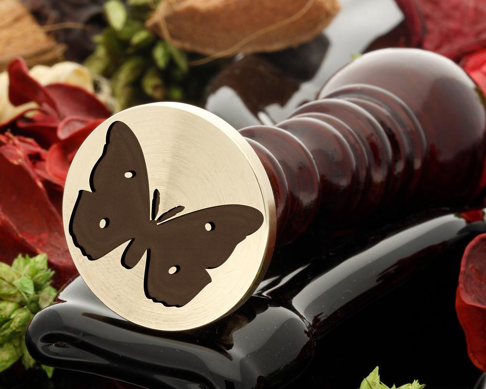 Butterfly 1 Wax Seal