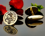 Scottish Clan Cufflinks