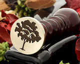 Tree 1 wax seal