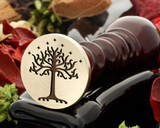 Tree of Gondor wax seal