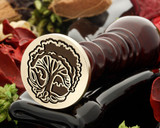 Tree roots 2 wax seal