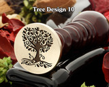 Tree Design 10 from 25mm