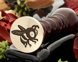 Bee D1 wax seal