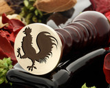 Rooster 2B Wax Seal