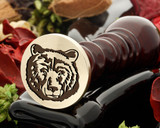 Grisley Bear Wax Seal