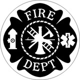 FIRE DEPT 1 from 25mm