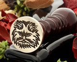 Persian Cat Wax Seal