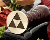 Triforce Design Wax Seal
