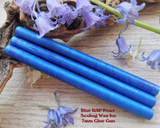 Blue RAP Pearl sealing wax for 7mm glue gun