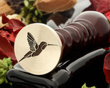 Hummingbird Wax Seal