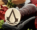 Assassins Creed Symbol Wax Seal