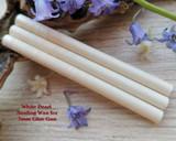 White sealing wax for 7mm glue gun, price per stick